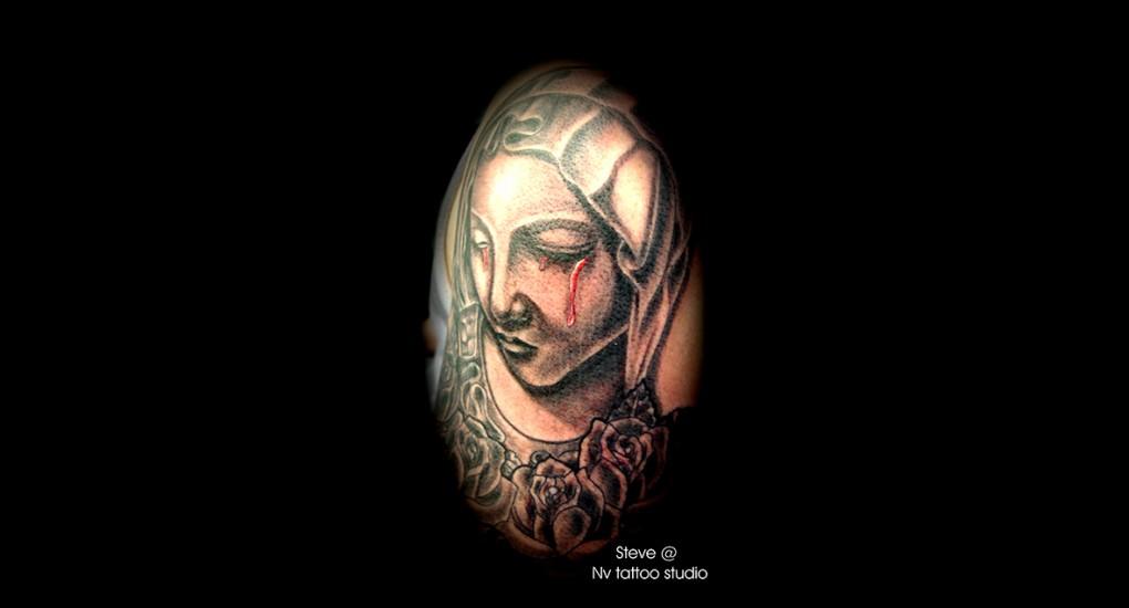 nv tattoo studio nottingham