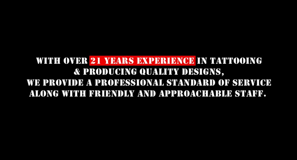 nv tattoo studio nottingham